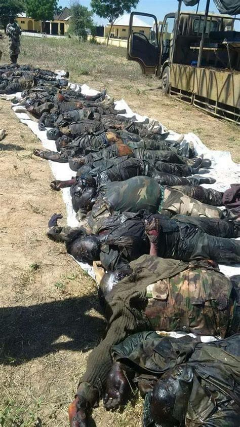 and the war on boko haram weapons witnesses arguments books army officials in contradictory claims to cover