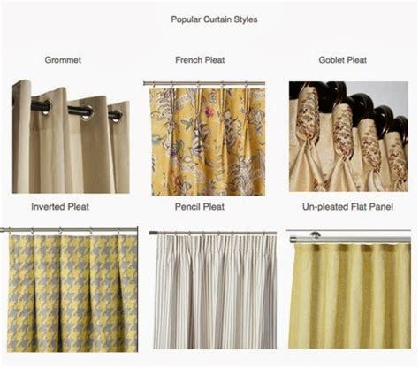 drapery header styles the window stylist drapery pleat styles