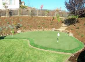 backyard putting green turf triyae artificial grass backyard putting greens