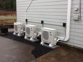 mitsubishi heat and cool ductless heat pumps are highly efficient heating and
