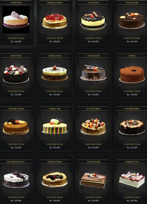 Daftar Menu Di Coffee Toffee Surabaya harga rainbow cake harvest surabaya rainbowcake