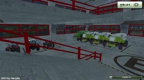 Parking Garage Cars 2015 parking garage v 1 15b object mod 2015 farming simulator