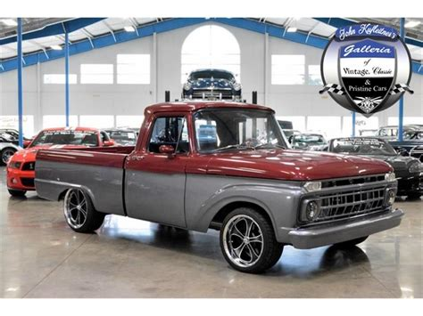 1965 Ford F100 by 1965 Ford F100 For Sale Classiccars Cc 861833