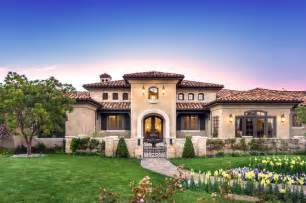 Tuscany Style House Tuscan Vineyard Estate Mediterranean Exterior Other