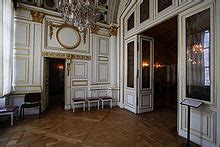 Cabinet Comte Montreuil by This Is Versailles Fontainebleau Apartments Of Madame De