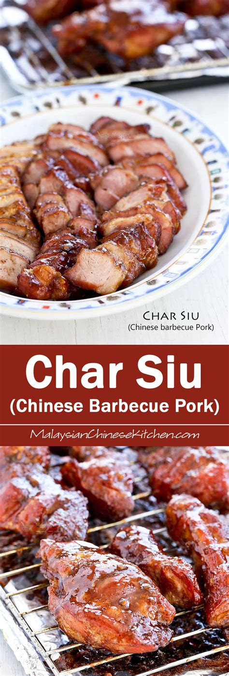 Simple Duck And Char Siu Rice by Char Siu Barbecue Pork Malaysian Kitchen