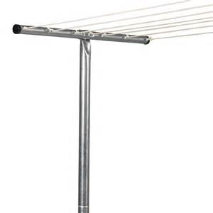 Clothes Line Dryer Household Essentials T Post Outdoor Clothes Dryer