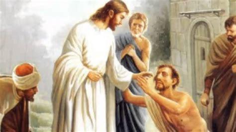 Imagenes De Jesus Sanando Un Ciego | evangelio jesus sana a dos ciegos youtube