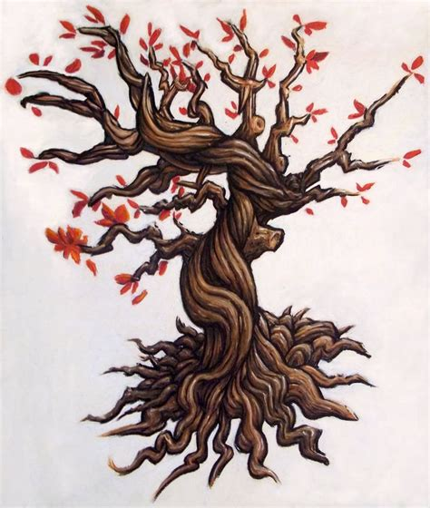 cherry tree designs deviantart more like completed cherry tree design by 16shokushu tattoos