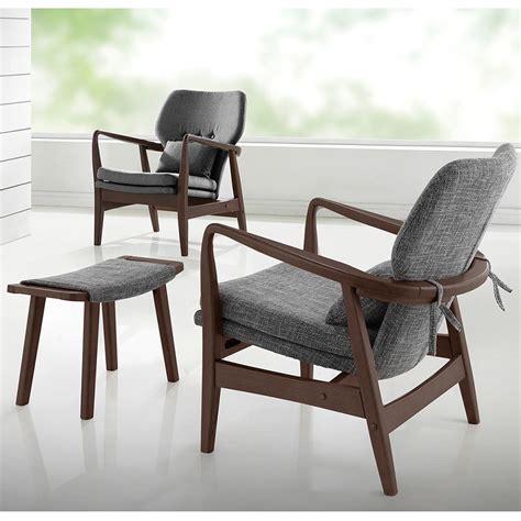 mid century living room chairs dobra mid century modern grey fabric upholstered club