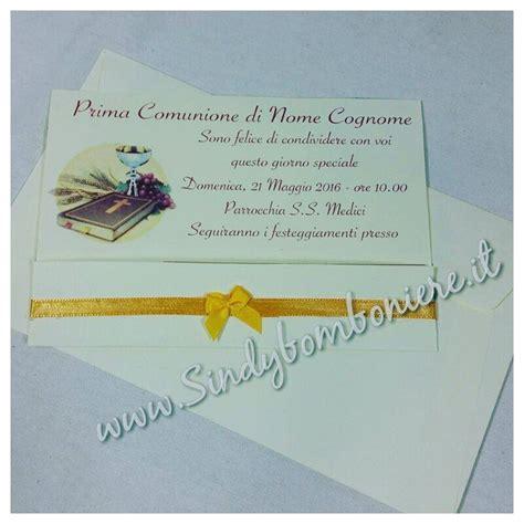 un cuore matto testo inviti invito per prima comunione biglietto busta grafica