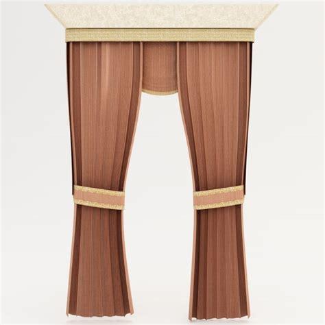 classic curtains 3d classic curtains interior 2