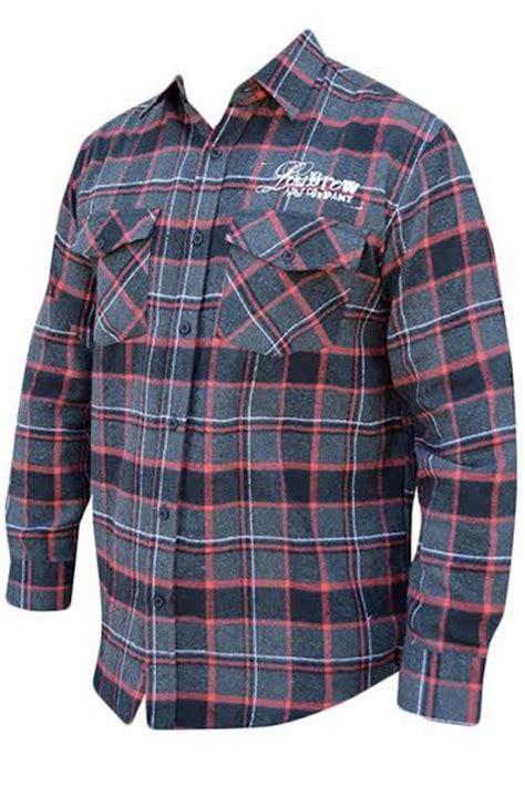 anchors away guys button up flannel black grey plaid shirt