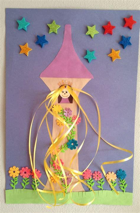 disney inspired crafts and activities for kids family professora juce rapunzel na educa 231 227 o infantil