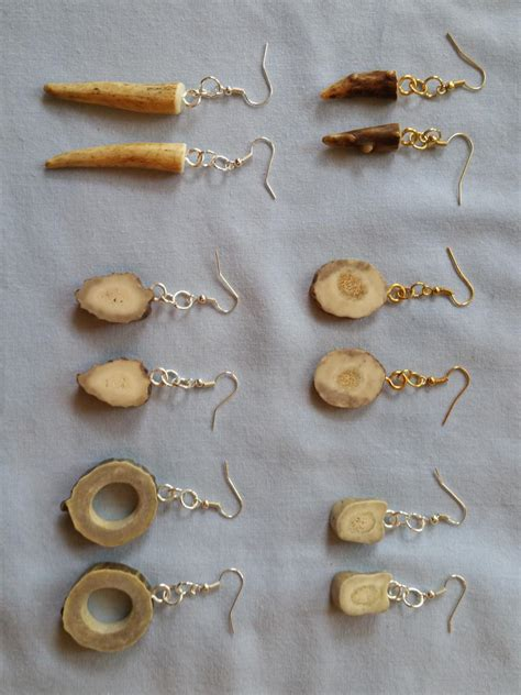 Antler Earrings oasis trading post home page