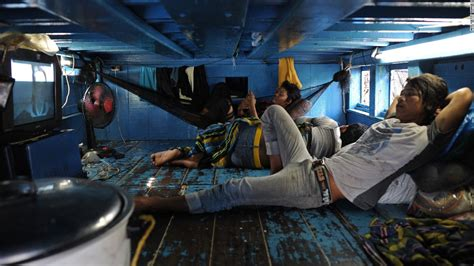 living on a boat thailand can thai fishing industry tackle its slavery problem cnn