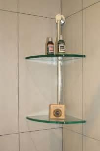 best 25 glass corner shelves ideas on glass