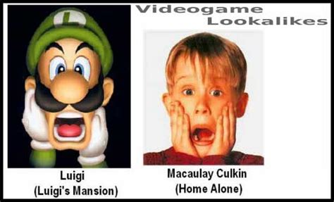 luigi s mansion home alone