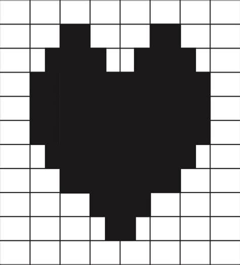 heart grid pattern free knitted heart template duplicate stitch watg blog