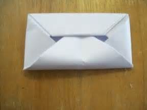 how to fold a4 paper into an envelope how to make an envelope without glue or tape hd youtube