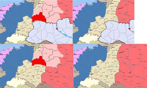 russia map after ww2 gro deutschland map page 8 alternate history