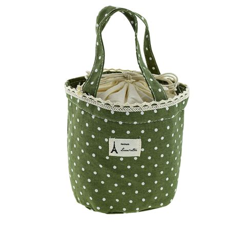 lunch tote insulated storage cooler thermal picnic lunch bag waterproof travel carry tote