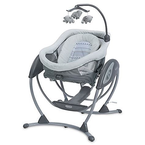 swing to sleep motor graco 174 dreamglider in buybuy baby