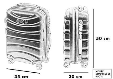 misure bagaglio cabina ryanair trolley cabina valigia rigida bagaglio a mano gian marco