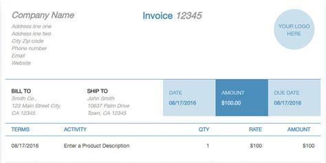 invoice generator online 9 best online invoice creator to generate