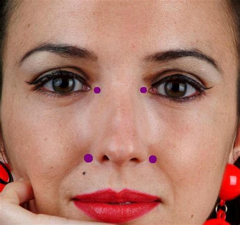 Acupressure Points For Healthy Skin Facial Acupressure | acupressure points for healthy skin facial acupressure
