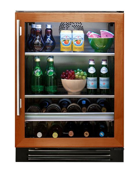 glass door wine beverage center true 24 quot beverage center overlay glass door true