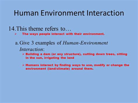 give some exles of foreshadowing in this section part 1 five themes of geography ppt download