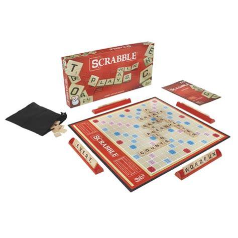 scrabble not scrabble crossword not mint hasbro