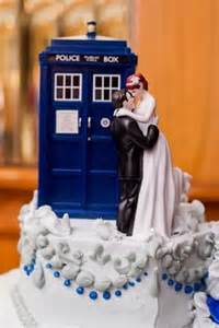 doctor who cake topper wedding tardis doctor who on doctor who