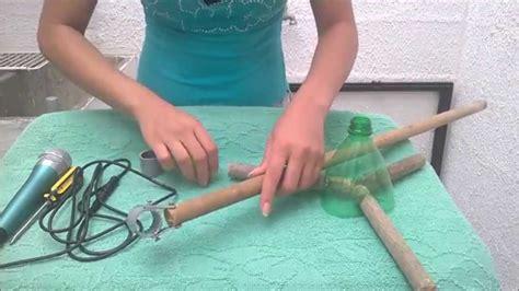 como hacer un tambor con material reciclable tutorial como hacer un tr 237 pode de material reciclable