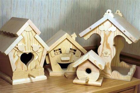 fs  bird house collection woodworking plan set
