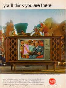 what year did the color tv come out vintage color television ads vintage everyday