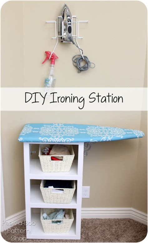 diy station diy ironing station peek a boo pages sew something special