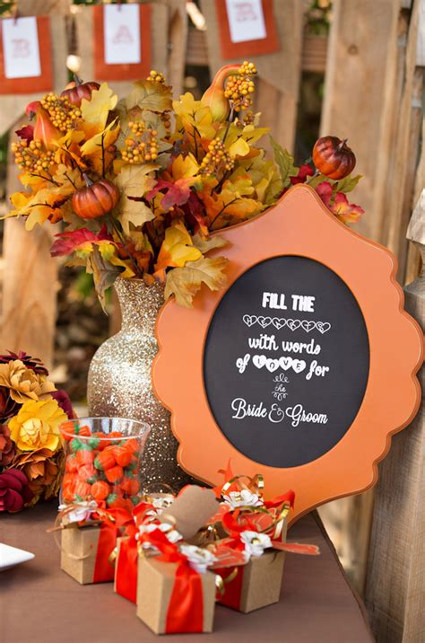 fall bridal shower decoration ideas get inspired to walk the aisle during autumn with these ideas evite