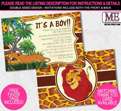 King Shower Invitations by King Baby Shower Invitations