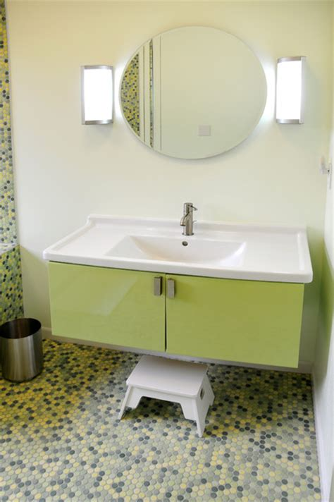 kids bathroom vanity kids bathroom vanity contemporary bathroom other