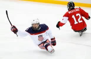 Paralympics canada loses to u s in sledge hockey semifinal toronto