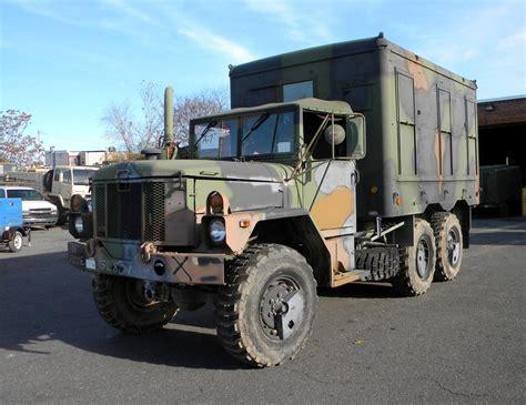 truck hton va m109a4 2 5 ton truck