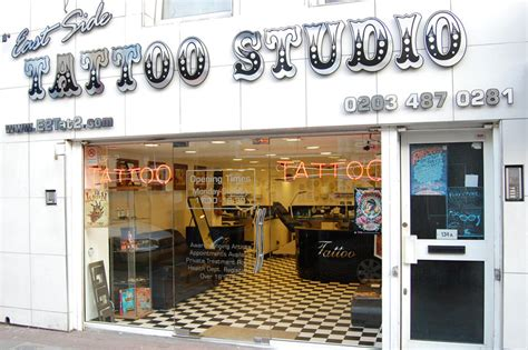 Tattoo Studio London | east side tattoo studio london gallery