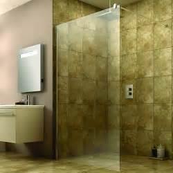 Fixed Bath Shower Screens wickes single fix frameless shower screen 1200mm wickes