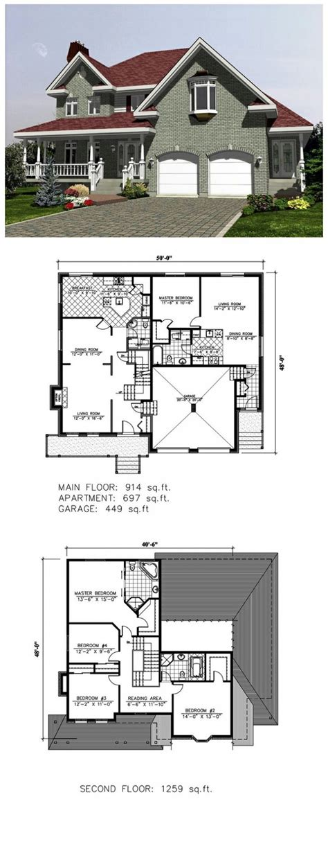 home plans with inlaw suites house separate mother in law