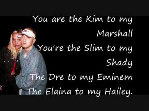 Crazy In Love Eminem   eminem crazy in love lyrics youtube