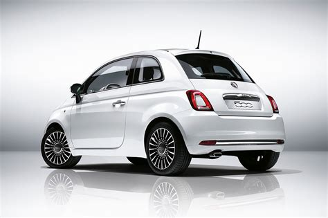 fiat new 500 fiat 500 2016 facelift revealed official pics of