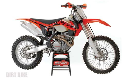 ktm xcf test dirt bike magazine