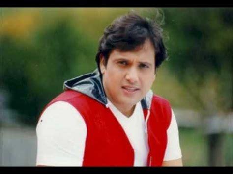 actor govinda best songs best of govinda songs trailer hq youtube